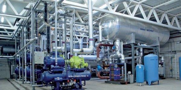 instalaciones frio industrial  Gima Navarra
